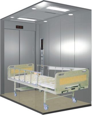 Thang máy bệnh viện Koyo