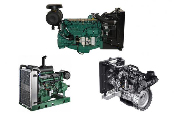 máy phát điện công nghiệp Volvo