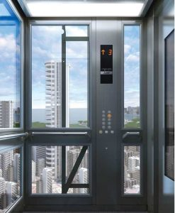 thang máy mitsubishi