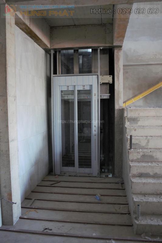 thang máy gia đình hưng phát